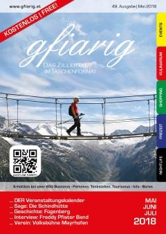 Gfiarig - 49.Ausgabe - Mai 2018