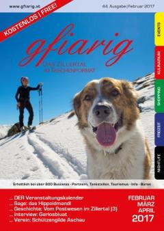 Gfiarig - 44.Ausgabe - Februar 2017