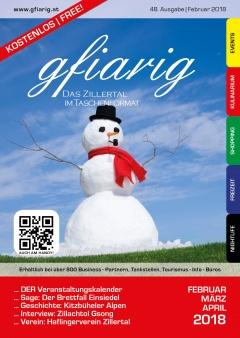Gfiarig - 48.Ausgabe - Februar 2018